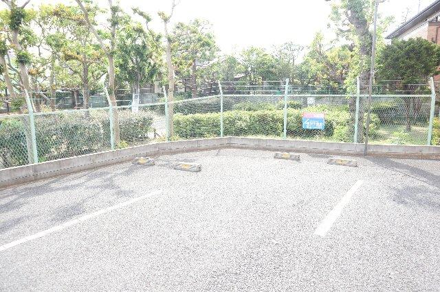 敷地内駐車場付き