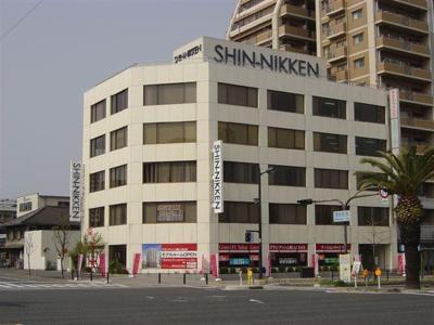 【外観】SHIN-NIKKEN宿院ビル 事務所