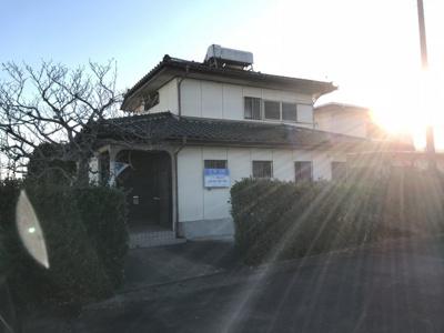 【外観】藤岡市下大塚の中古戸建