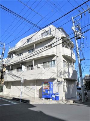 西日暮里の賃貸物件「永田ビル」お問い合わせは株式会社メイワ・エステートへ