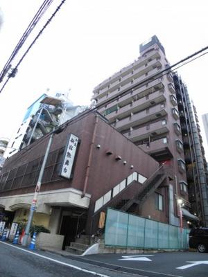 【外観】ライオンズプラザ新宿