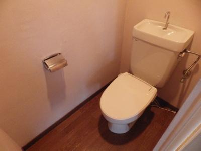 【トイレ】ナビハイツ朝日町