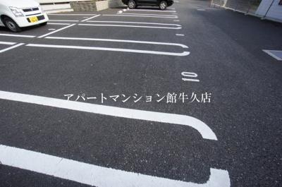 【駐車場】フォレスタ Ⅰ