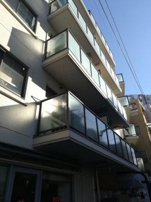 【外観】ニックハイム白金