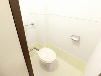 【トイレ】ストークパレス東中神
