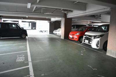 【駐車場】PSハイツ