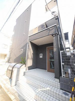 【エントランス】la・belle西横浜