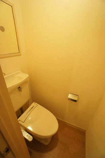 【トイレ】レジデンス北欧