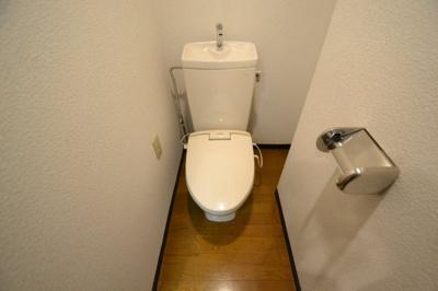 【トイレ】ツインコート六甲