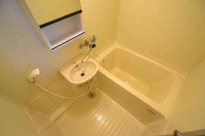 【浴室】大和ハイツ