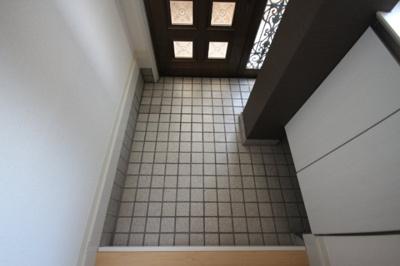 【玄関】六甲ベイビューマンション