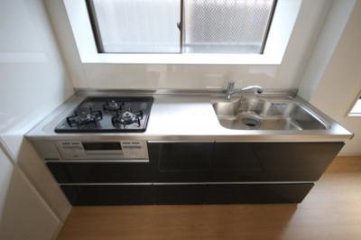 【キッチン】六甲ベイビューマンション