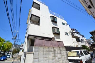 【外観】六甲ベイビューマンション