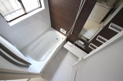 【浴室】六甲ベイビューマンション