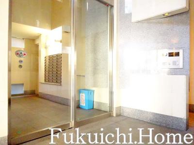 【エントランス】スカイコート笹塚駅前