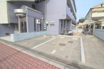 【駐車場】サンパティゼ豊中