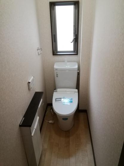 【トイレ】飯倉 5丁目戸建