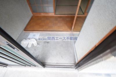 【玄関】里松住宅