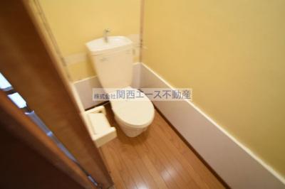 【トイレ】里松住宅