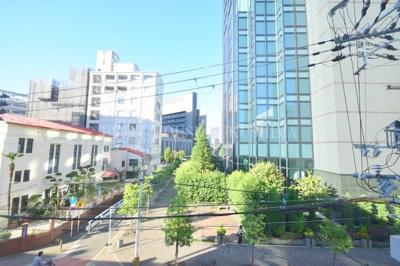 【庭】アーバネックス梅田西