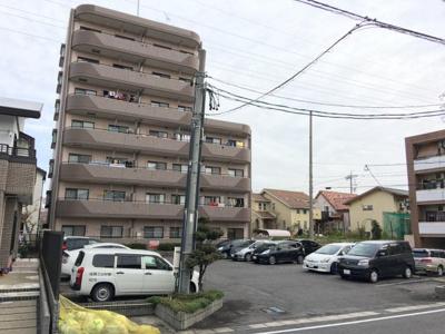 【外観】OS・SKYリヴィエラ天神