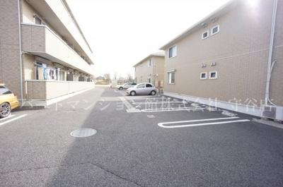 【駐車場】エスポワールA