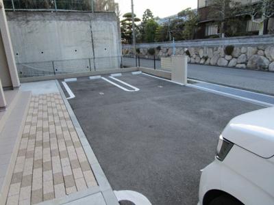 【駐車場】ドゥダンウエスト