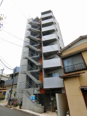 ペットOK◎京急本線「神奈川」駅より徒歩7分!JR横浜線「東神奈川」駅からも徒歩9分!便利な立地のエレベーター付き8階建てマンションです♪