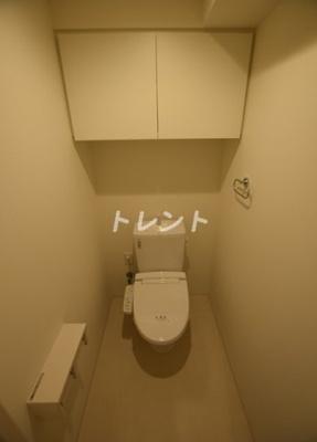 【トイレ】ロイジェント新橋