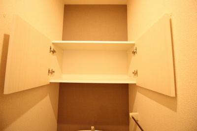 ★トイレ収納棚★