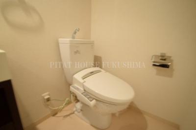 【トイレ】ラナップスクエア福島