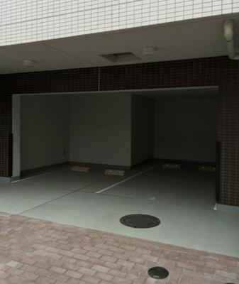 ステージグランデ蒲田2の駐輪場