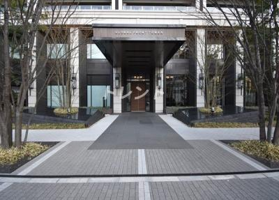 【エントランス】グローバルフロントタワー