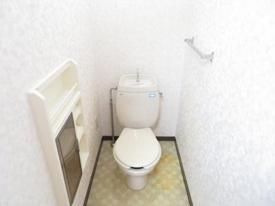 【トイレ】メゾンラフォーレA