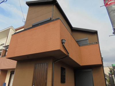 【外観】四條畷市西中野 新築一戸建て