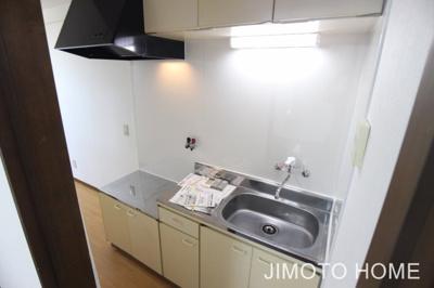 【キッチン】九条南テラスハウス