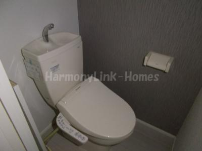 Grandeur新中野のトイレも気になるポイント(別部屋参照・同一仕様写真)☆