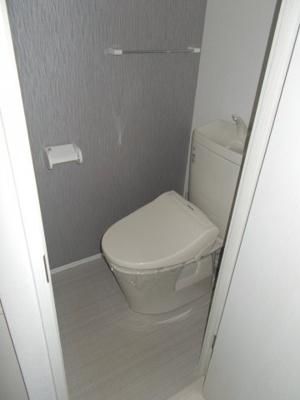 Maison de BVのトイレ(当部屋が明るく撮影できないため同一仕様写真)☆★