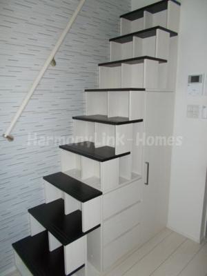 Maison de BVの収納付き階段(別部屋参照・同一仕様写真)☆