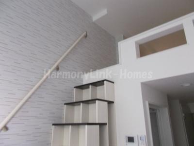 Maison de BVの収納付き階段(階段を上がるとロフト)(別部屋参照・同一仕様写真)☆