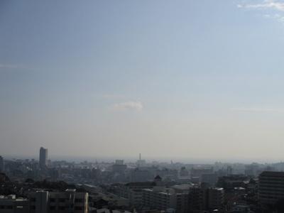 【展望】夢野ハイタウン2号棟