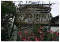 物件の外観です 中古戸建 4SLDK JR京浜東北線「鶴見」駅徒歩12分 昭和19年築 南道路に面しており陽当り良好 2階建