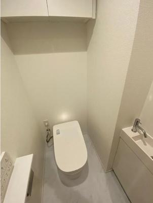 【トイレ】スカイシティ南砂タワー 106.25㎡ 25.26Fメゾンネットタイプ