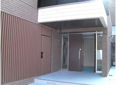 【エントランス】プラムコート東中野