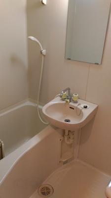 【浴室】リヴァージュ須磨