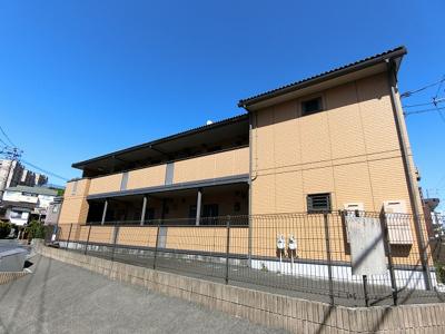 小田急線「新百合ヶ丘」駅より徒歩圏内!便利な立地の2階建てアパートです☆通勤通学はもちろん、お買い物やお出かけにもGood◎