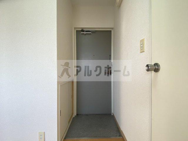 グリーンヒル103(柏原市高井田) 洗濯機置場