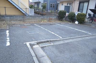 【駐車場】ガーデンシモA棟