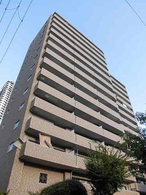【外観】ライオンズマンション梅田東