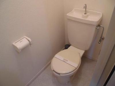パークヒルズ天台のトイレ